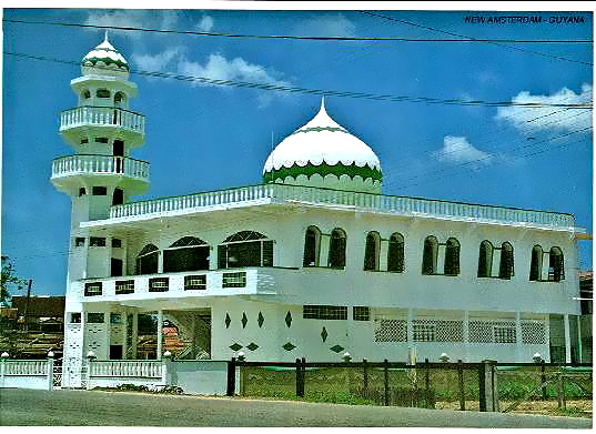 muslims in guyana